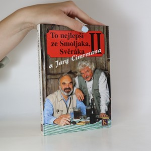náhled knihy - To nejlepší ze Smoljaka, Svěráka a Járy Cimrmana II
