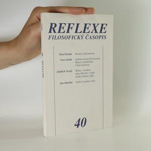 náhled knihy - Reflexe. Filosofický časopis (č. 40)