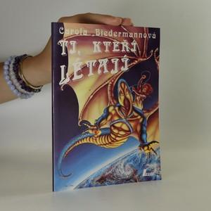 náhled knihy - Ti, kteří létají