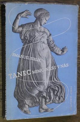 náhled knihy - Tanec mimo nás i v nás : historické poznatky a estetické soudy