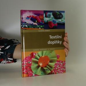 náhled knihy - Textilní doplňky