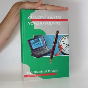 náhled knihy - Založení a řízení nového podniku