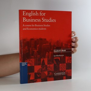 náhled knihy - English for business studies. A course for business studies and economics students. Student's book