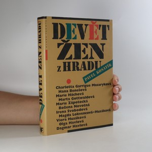 náhled knihy - Devět žen z Hradu