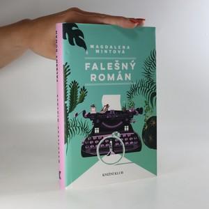 náhled knihy - Falešný román