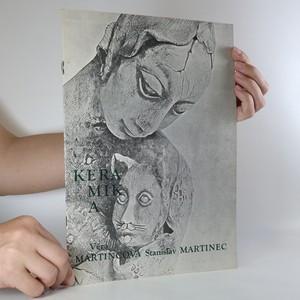 náhled knihy - Keramika. Věra Martincová a Stanislav Martinec