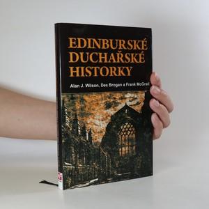 náhled knihy - Edinburské duchařské historky