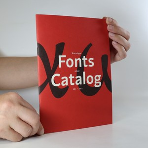 náhled knihy - Stormtype Fonts Retail Catalog 2011-202