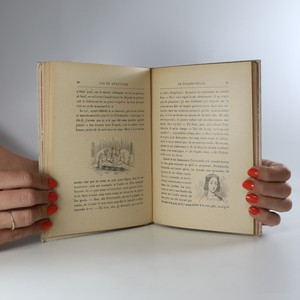 antikvární kniha Vie de polichinelle et ses nombreuses aventures, neuveden