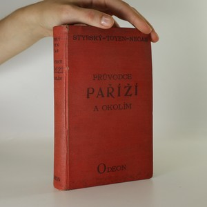 náhled knihy - Průvodce Paříží a okolím