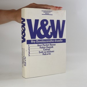 náhled knihy - Jiří Voskovec & Jan Werich. Hry osvobozeného divadla