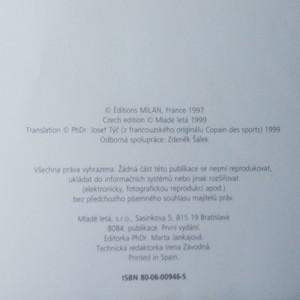 antikvární kniha Můj kamarád sport. Průvodce mladých sportovců, 1999