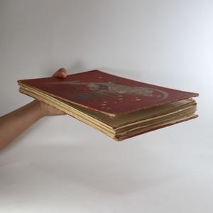 antikvární kniha O králích a vílách (rozpadlá vazba, viz foto), 1940