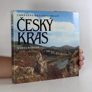 náhled knihy - Chráněná krajinná oblast Český kras