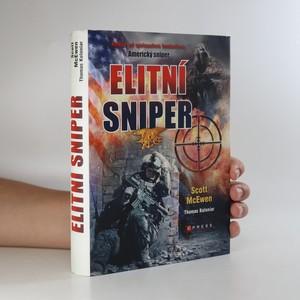 náhled knihy - Elitní sniper
