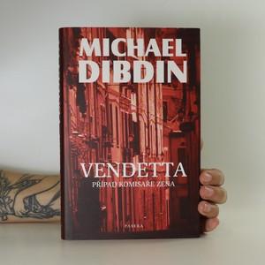 náhled knihy - Vendetta