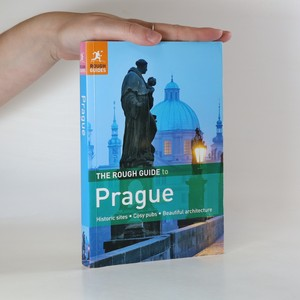 náhled knihy - The Rough guide to Prague