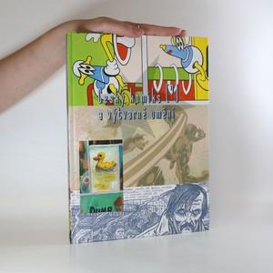 náhled knihy - Český komiks (?) a výtvarné umění