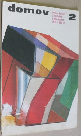 náhled knihy - Domov; Bytová kultura a technika domácnosti č. 2
