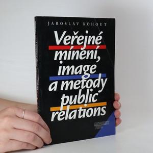 náhled knihy - Veřejné mínění, image a metody public relations