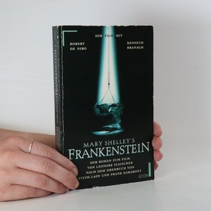 náhled knihy - Mary Shelley's Frankenstein
