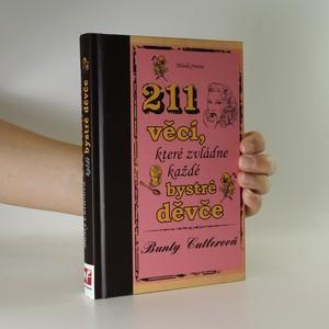náhled knihy - 211 věcí, které zvládne každé bystré děvče