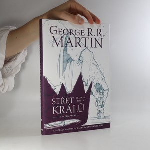 náhled knihy - Střet králů. Svazek první.