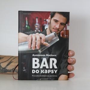 náhled knihy - Bar do kapsy. Průvodce koktejlovou planetou