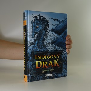 náhled knihy - Indigový drak