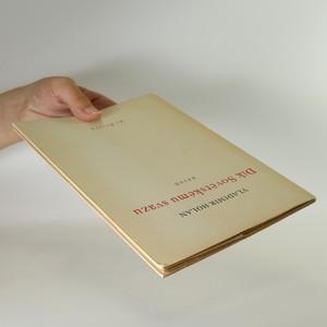 antikvární kniha Dík Sovětskému svazu, 1945