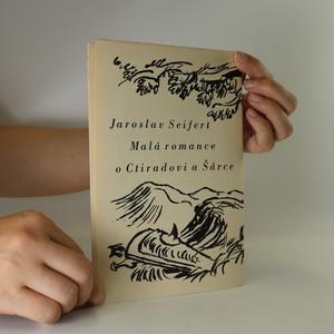 náhled knihy - Malá romance o Ctiradovi a Šárce