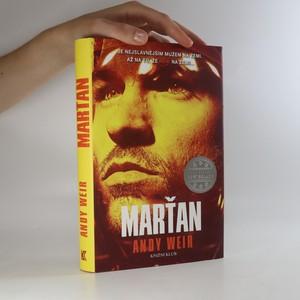 náhled knihy - Marťan