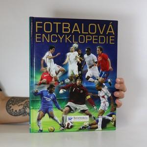 náhled knihy - Fotbalová encyklopedie