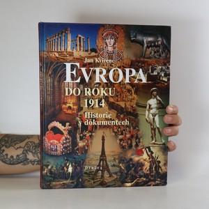 náhled knihy - Evropa do roku 1914. Historie v dokumentech