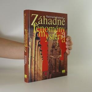 náhled knihy - Záhadné fenomény a mystéria