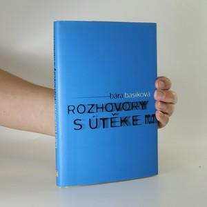 náhled knihy - Rozhovory s útěkem (podpis autorky)