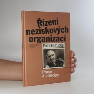 náhled knihy - Řízení neziskových organizací. Praxe a principy