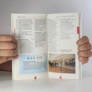 antikvární kniha Londýn, 2001