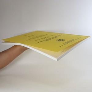 antikvární kniha Německý jazyk pro profesní potřeby učitele A. Úroveň A Společného evropského rámce pro jazyky, 2007