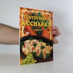náhled knihy - Těstovinová kuchařka
