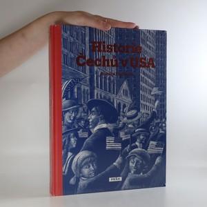 náhled knihy - Historie Čechů v USA (zabaleno)