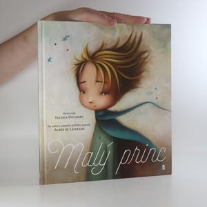 náhled knihy - Malý princ