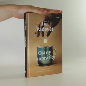 náhled knihy - Ostny a oprátky