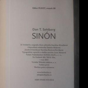 antikvární kniha Sinón, 2015