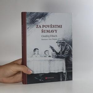náhled knihy - Za pověstmi Šumavy