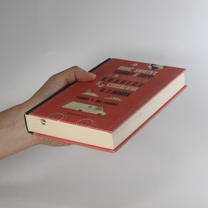 antikvární kniha Řidič sanitky, Johnny Depp a tajemství krabice s cereáliemi, 2019