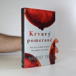 náhled knihy - Krvavý pomeranč