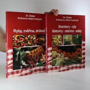 náhled knihy - Knihovna dobré kuchyně: Brambory, rýže, těstoviny, zelenina, saláty. Ryby, zvěřina, drůbež. (2 svazky)