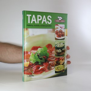 náhled knihy - Tapas