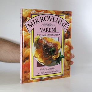 náhled knihy - Mikrovlnné vaření